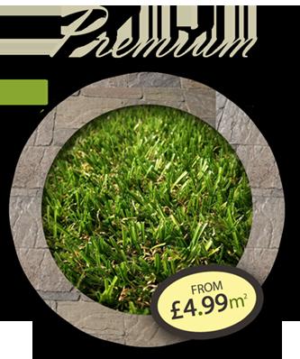 Fylde Grass Premium Artificial Grass