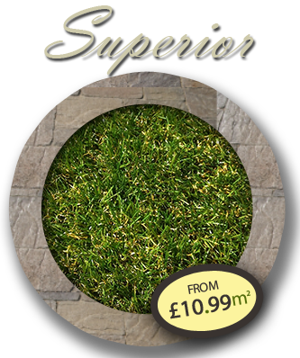 Fylde Grass Superior Artificial Grass