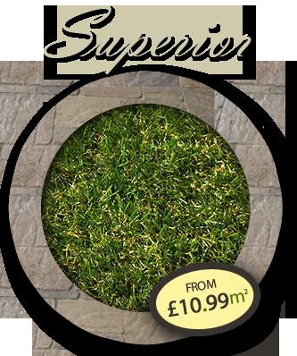 Fylde Grass Superior Artificial Grass