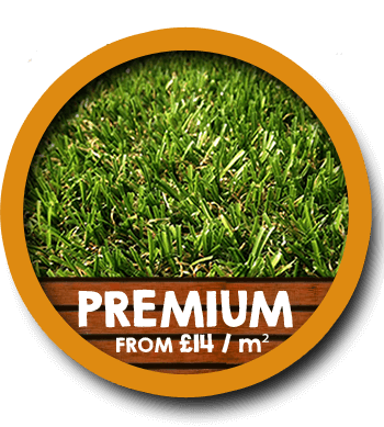 Premium artificial grass made in europe