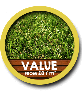 Great value artificial grass
