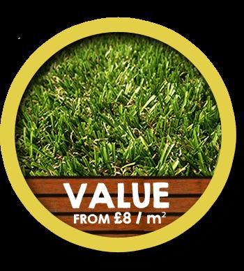 Great value artificial grass