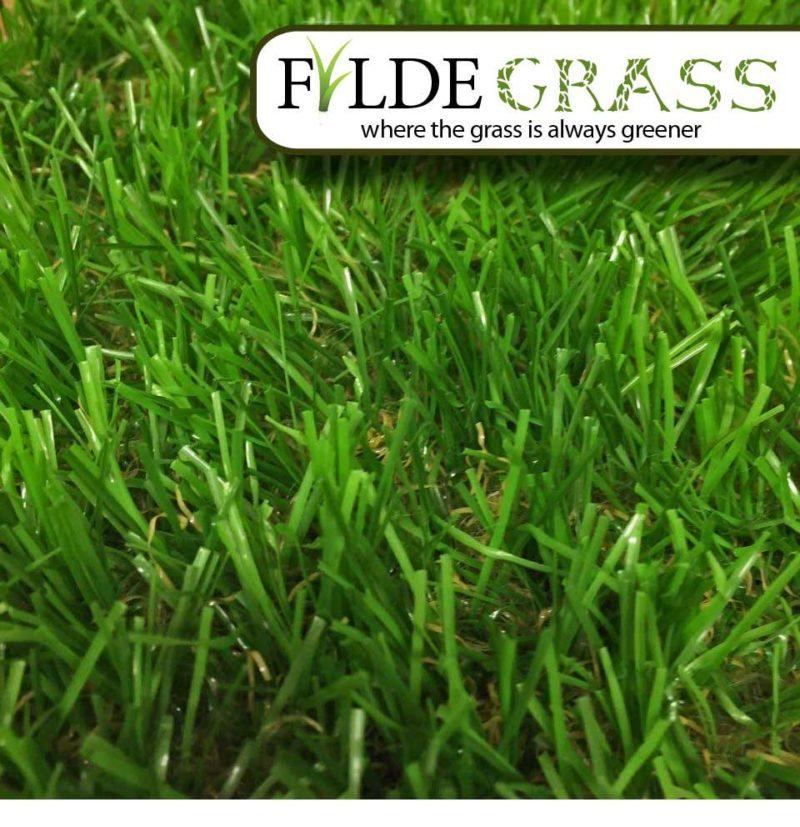 Fylde Grass Verdant Artificial Grass Side