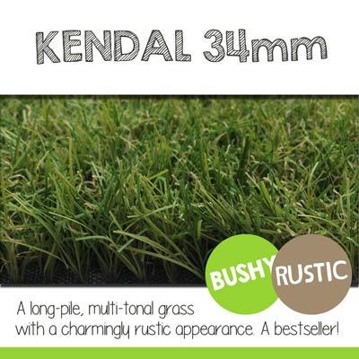 which artificial grass