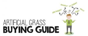 artificial grass buying guide