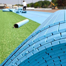 artificial grass underlay