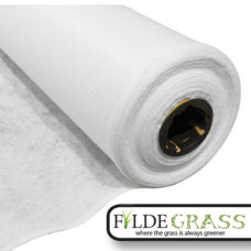 white geotextile fabric non-woven weed membrane