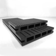2.9m charcoal composite decking