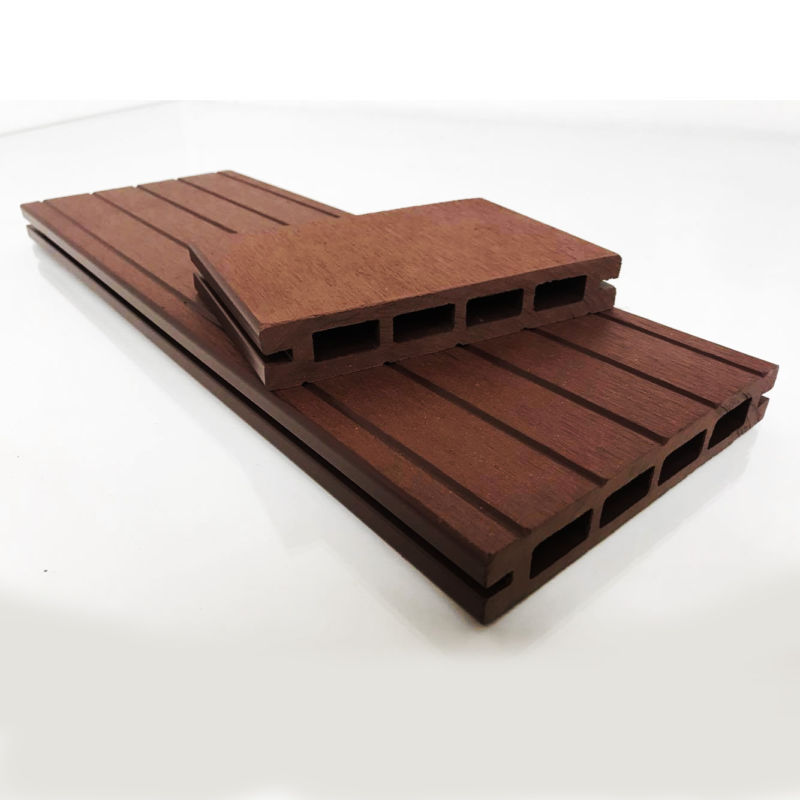 chestnut composite decking